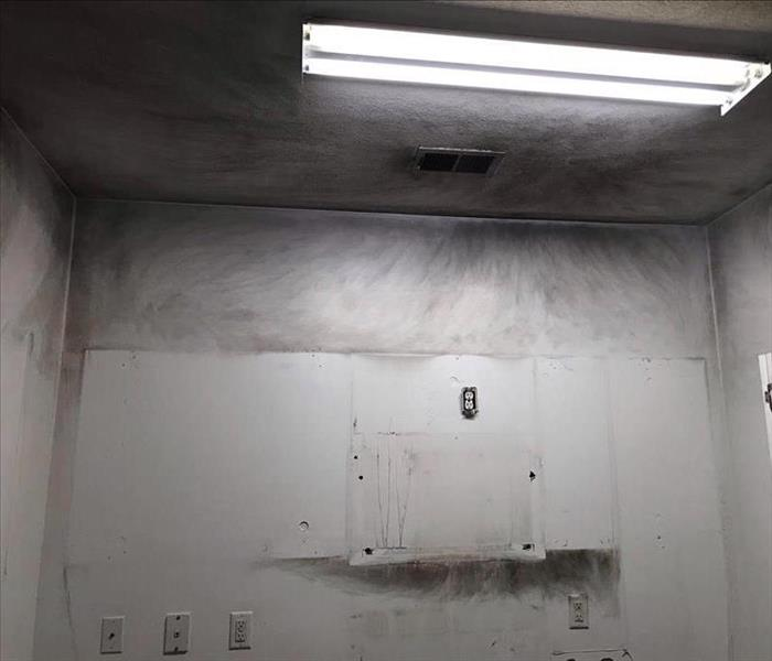 Smoke Damage After Bad Fire