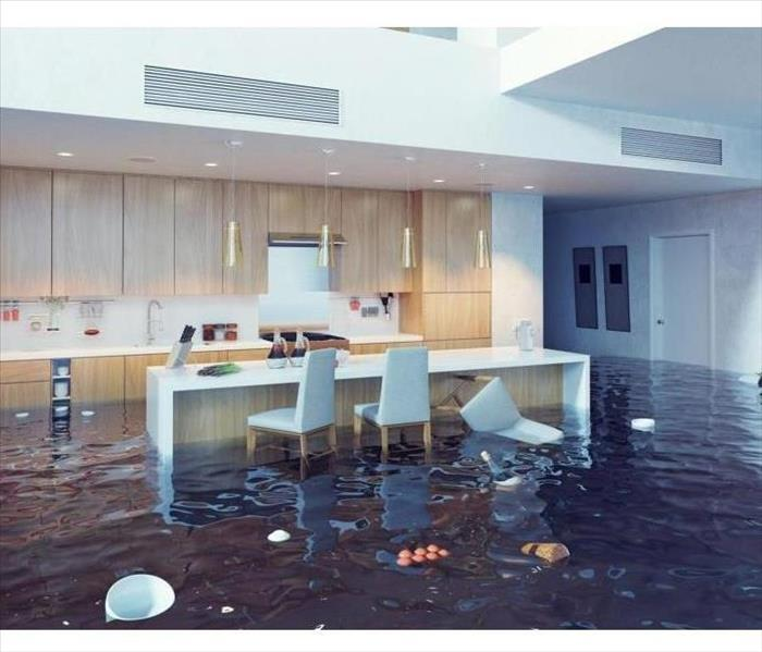 Water Damage Water Damage Should Be Cleaned Up By Professionals