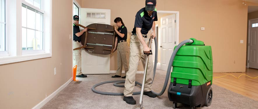 Kempsville, VA residential restoration cleaning